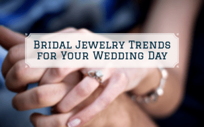 Bridal Jewelry Trends for Your Wedding Day