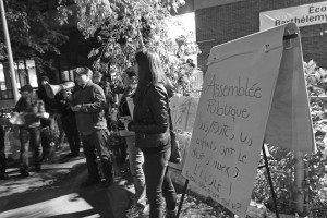(Alexandra Allaire / McGill Tribune)