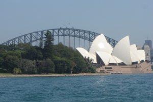 Opera House, Sydney, Australie