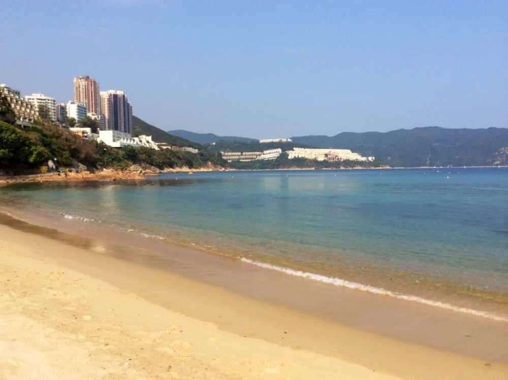 Stanley beach à Hong Kong