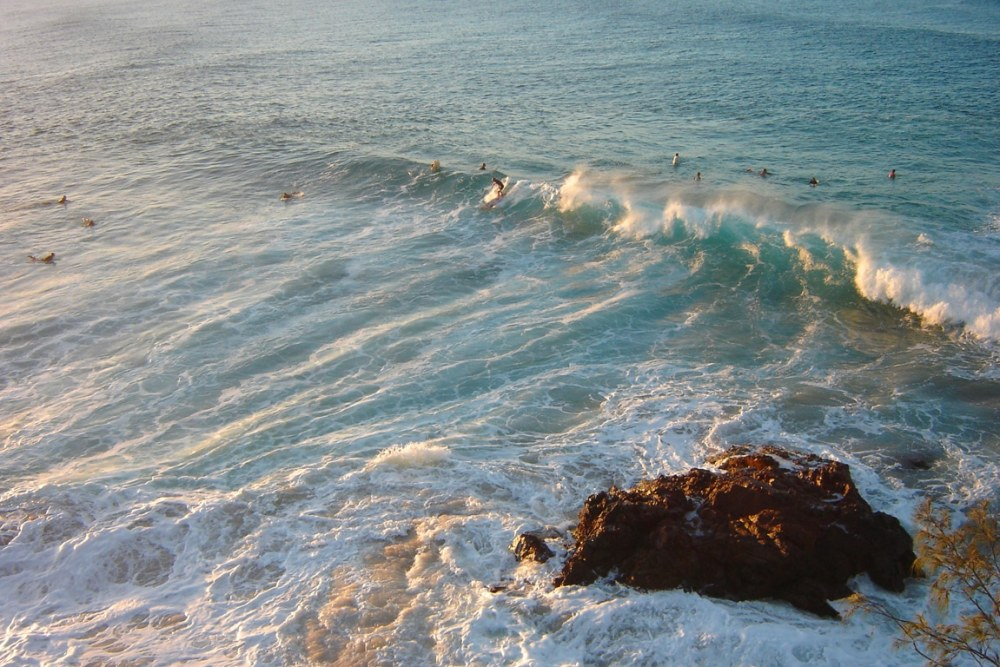 Surf Byron Bay, Australie