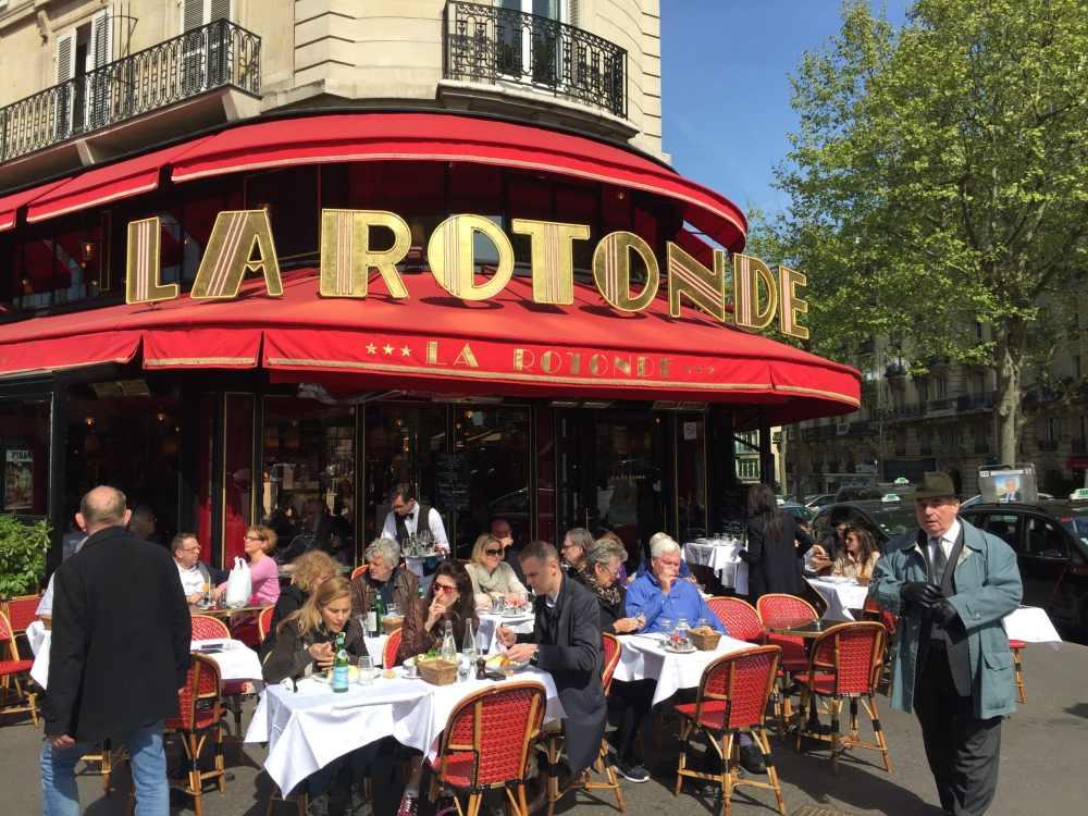 Restaurant La Rotonde Paris