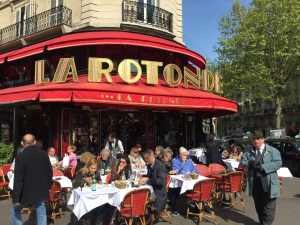 Restaurant La Rotonde Paris