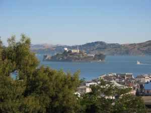 Alcatraz San Francisco Californie
