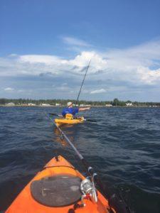Kayak Baie Chaleur