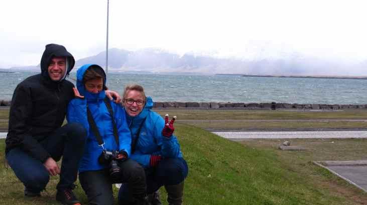 Reykjavik Vent Islande