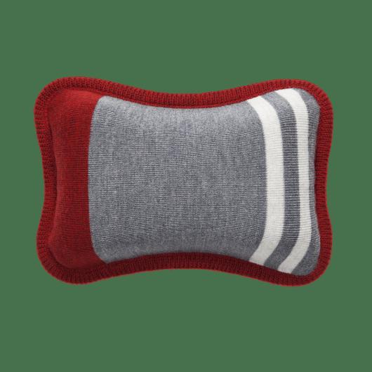 Vol privé oreiller de voyage en laine de mérinos