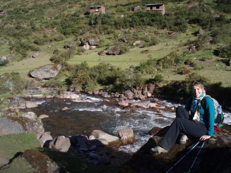 MCGlobetrotteuse Lares Trek Pérou