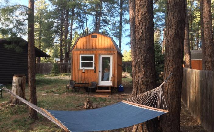 Aribnb à Flagstaff, Arizona, États-Unis
