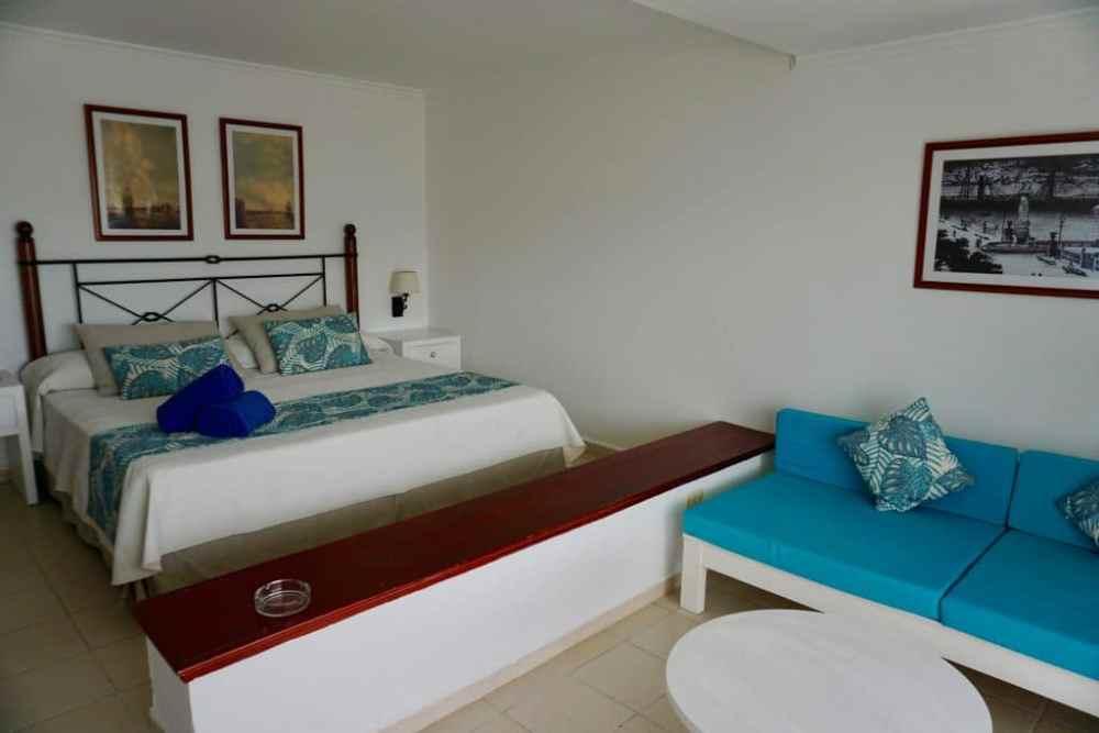Chambre à l'hôtel Grand Muthu à Cayo Coco Cuba