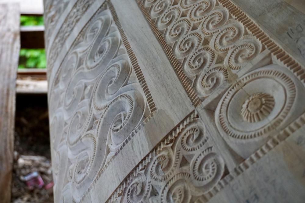 Détails gravures cercueils