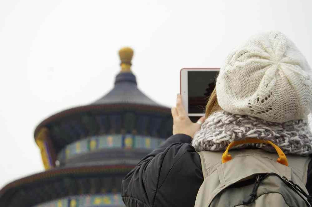 Voyager en Chine hors saison veut dire du temps froid mais un billet d'avion à petit prix