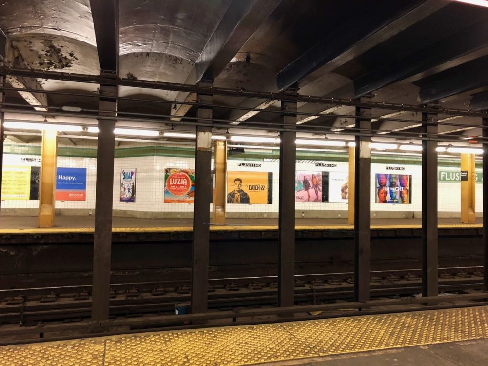 Métro de New York
