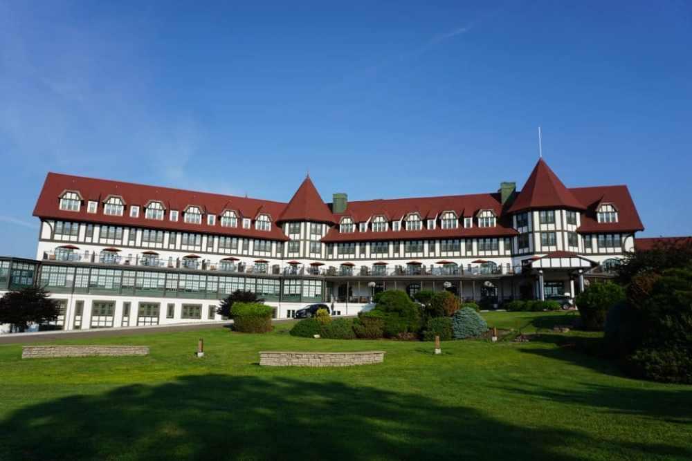 Algonquin Resort à St-Andrews