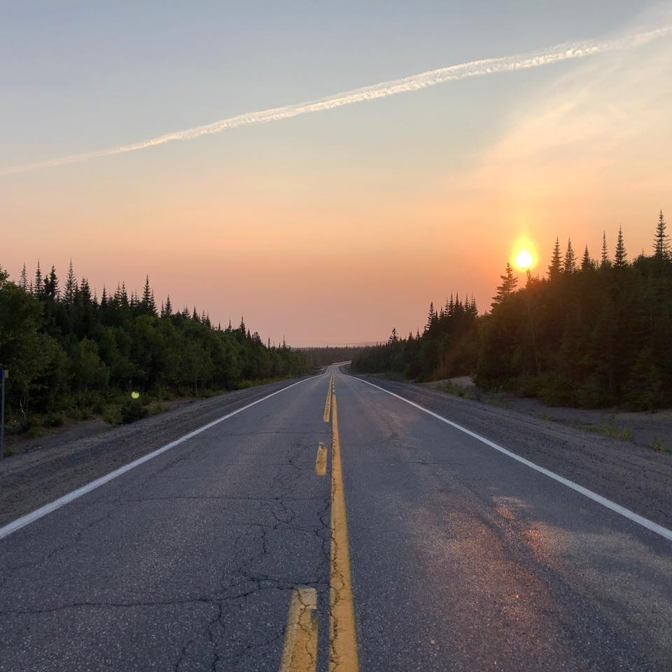 Road Trip sur la Côte-Nord du Québec
