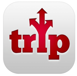 Logo de l'application Trip splitter