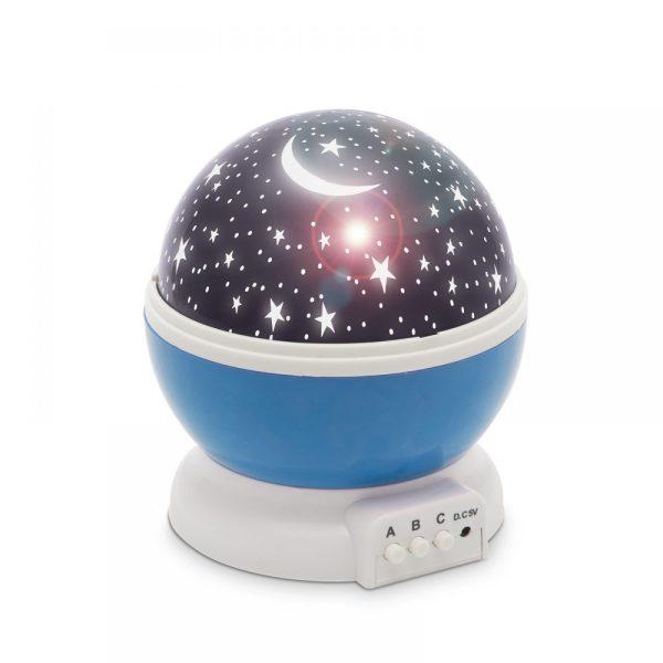 LED csillagos égbolt mini projektor fiú