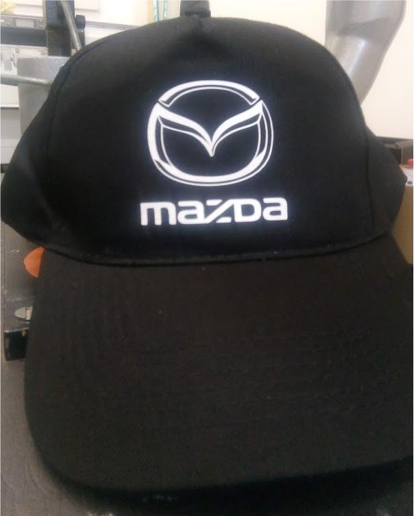 MAZDA CAP