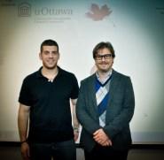 Nick and Dr. Radulescu