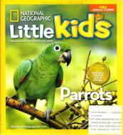 National Geographic for Little Kids July-August 2013