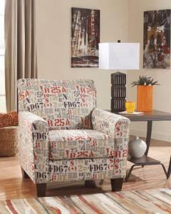 Deshan Accent Chair