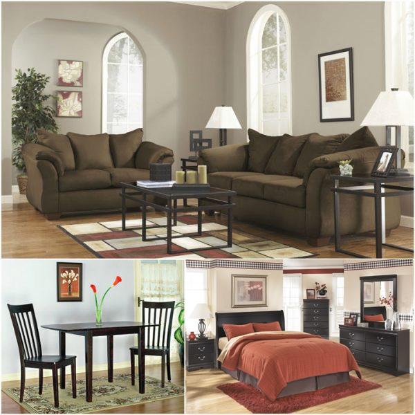 McGuire Furniture Furniture Rentals Sales New Used Furniture Magnificent Mcguire Furniture Rental Set