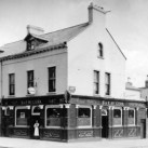 McGurk's Bar and Mr. Patrick McGurk in the 1950s