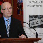 Author, Ciarán MacAirt