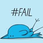 Twitter #Fail
