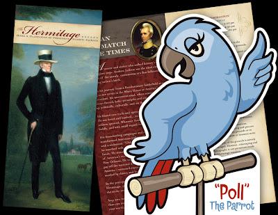 Andrew Jackson's Profane Parrot (3/3)