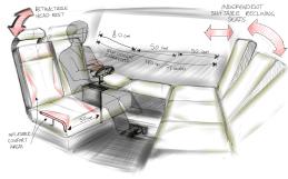 TG0007 - back seat driving equipment