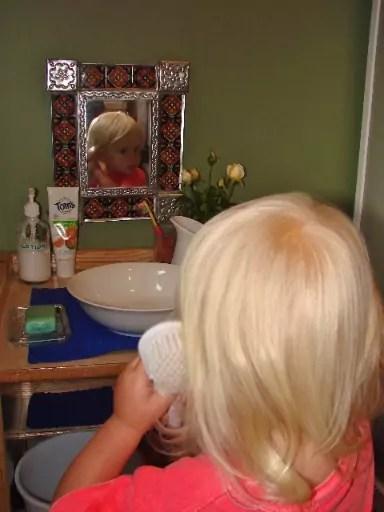 Личная гигиена малыша: что должно быть в ванной