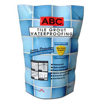 grout waterproofing