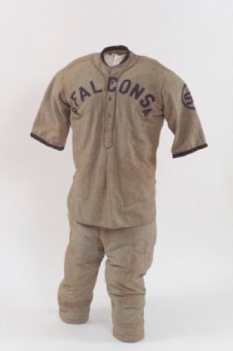John Kid Ryczek's Baseball Uniform
