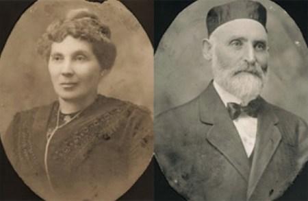 Sarah and Joseph Shapiro