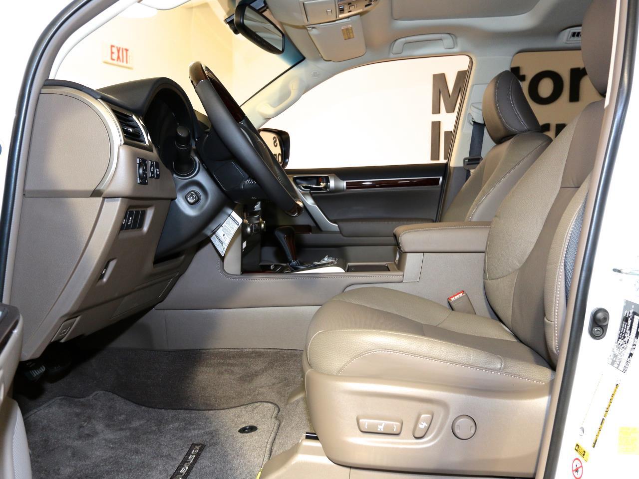 Sepia Gx Lexus 2016 460 Interior