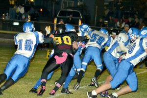 It's down to brass tacks for the Mineral County High School football team. While the team carried a 5-1 record into Friday's game against Smith Valley