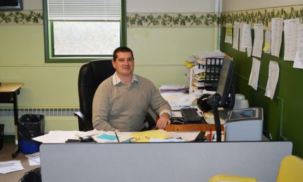 Hawthorne is home for new MCHS guidance counselor