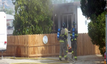 Crews knock down house fire in Hawthorne