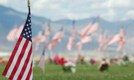 Residents pay tribute on Memorial Day