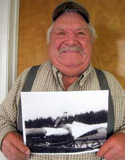 Faces of Mineral County: Luning's Wilfred Buffington