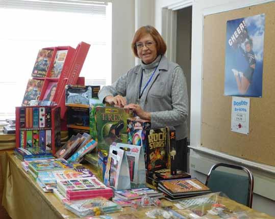 MCHS Book Fair a success