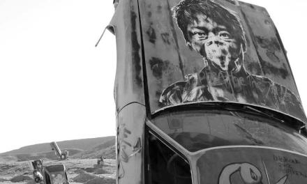Goldfield junk car forest is both mysterious and fascinating