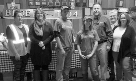 Elks hold annual food drive