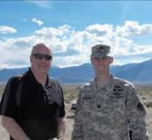 Joint Munitions Commander deputy