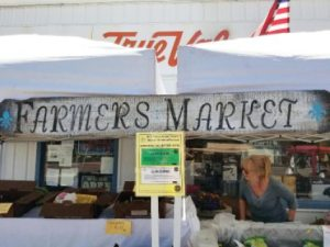Sheri Samson - The Hawthorne Farmers Market is scheduled to take place three more times, including this Friday in front of True Value Hardware on 5th Street.