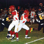 Whittell Spoils Serpents Homecoming with Big Win