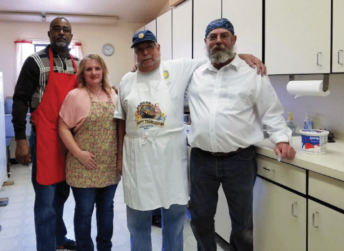 American Legion Cooks Up Free Holiday Feast