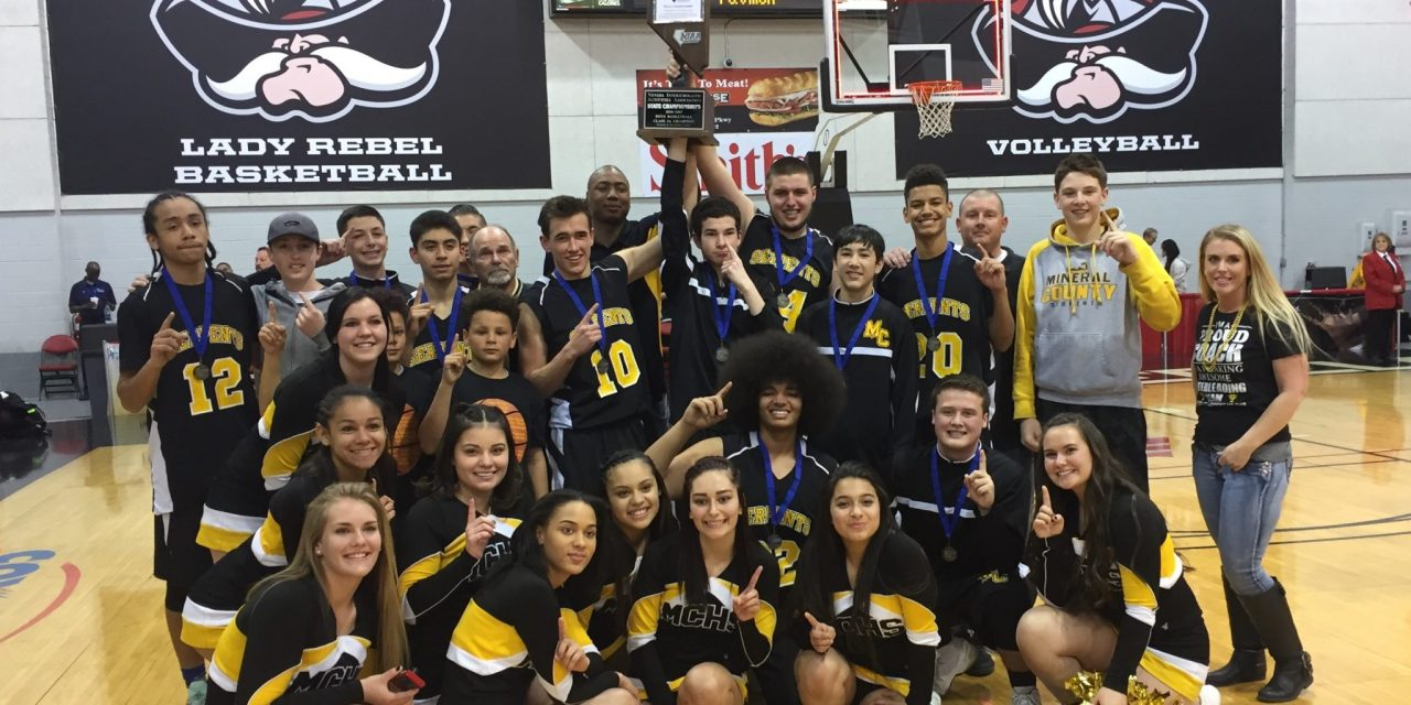 SERPENTS WIN FIRST STATE TITLE SINCE 1964