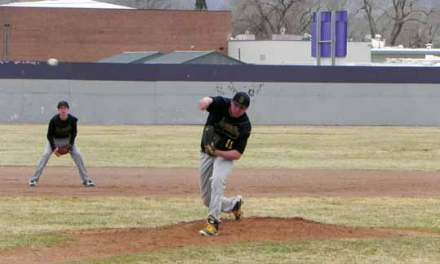Young Serpent baseball team competes at Yerington tourney